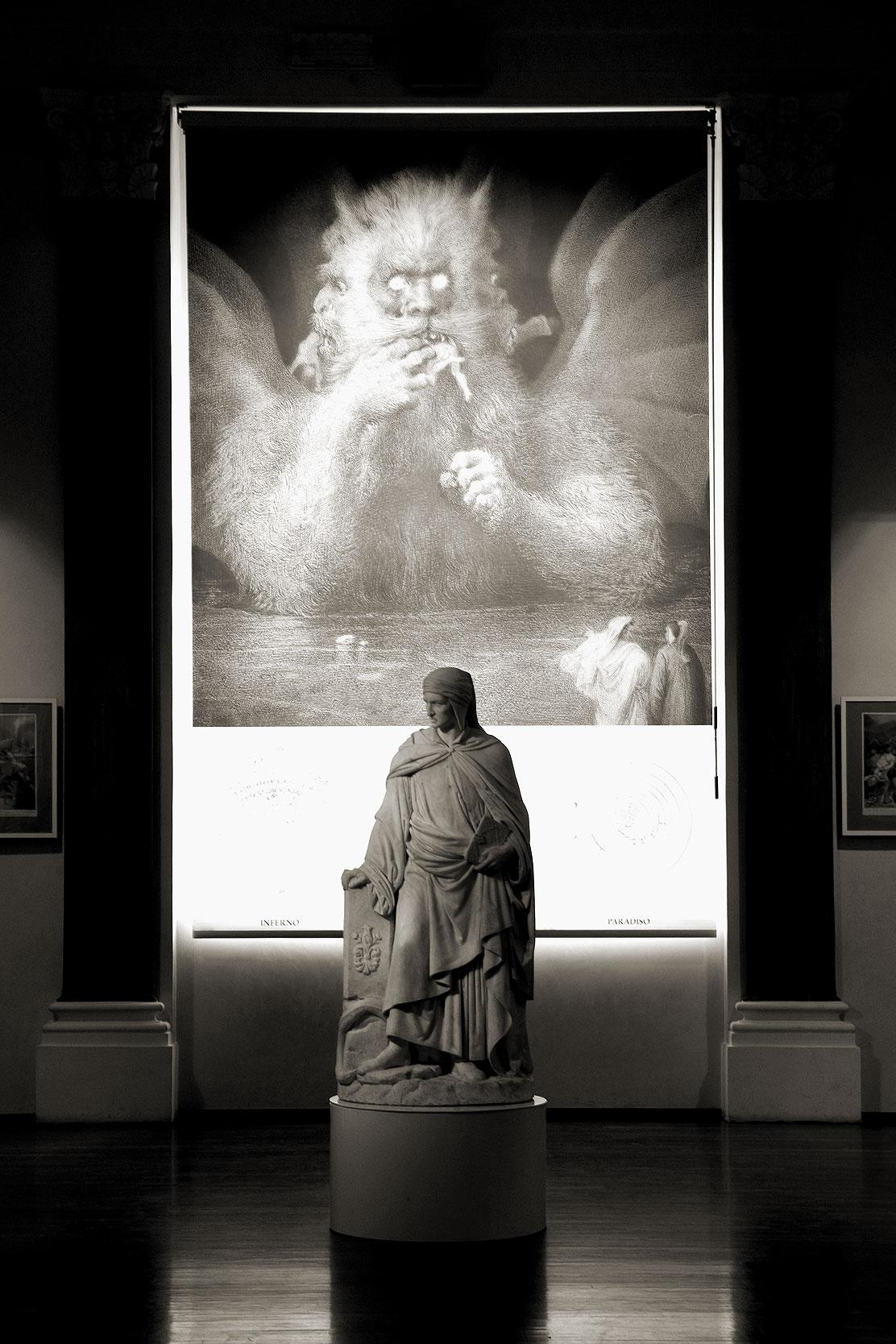 Mostra Divina Commedia Fondazione Magnani Rocca - Foto: Giovanni Amoretti