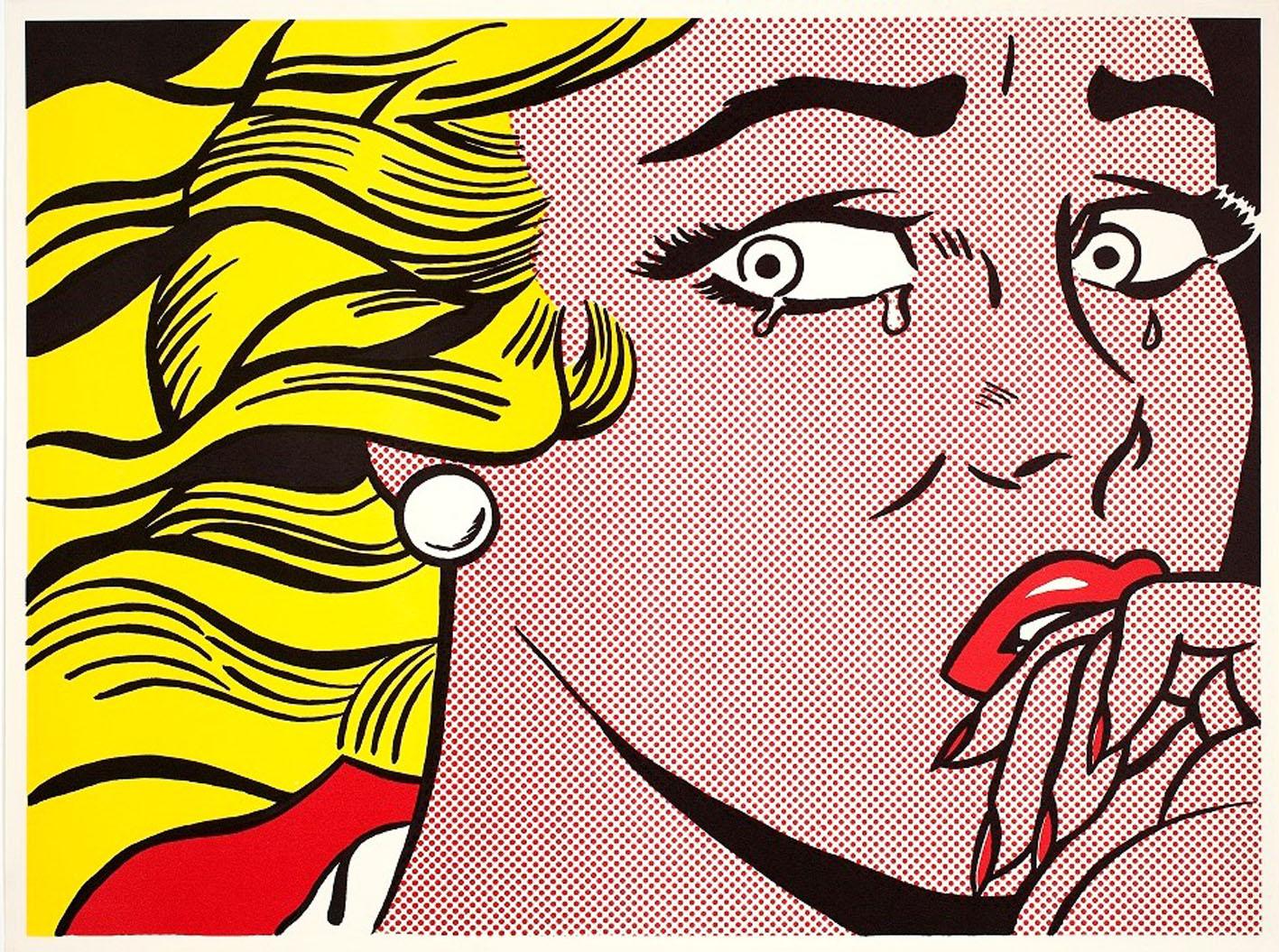 Mostra Roy Lichtenstein e la POP Art americana